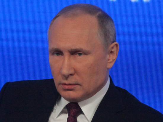 Путин списал на грипп исчезновение Медведева