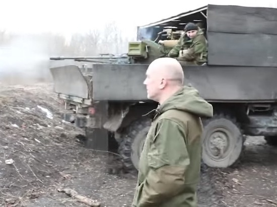 Русский писатель-террорист цинично отдал приказ боевикам открывать огонь
