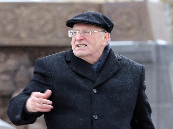 Жириновский шокировал депутатов Государственной думы РФоскорблениями и опасностями