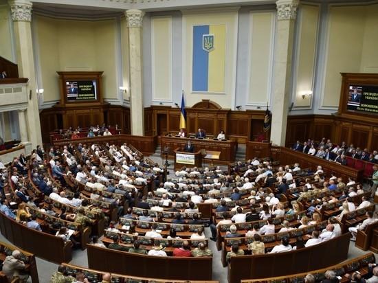 Киев спешно готовит санкции против банков с русским капиталом