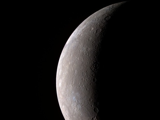 Планетологи объявили Меркурий гостем из далекого космоса