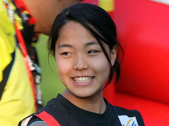 20-летняя прыгунья Сара Таканаши в четвертый раз выиграла Кубок мира