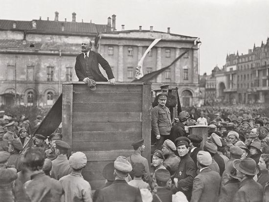 В России стартовали виртуальные выборы в учредительное собрание 1917 года