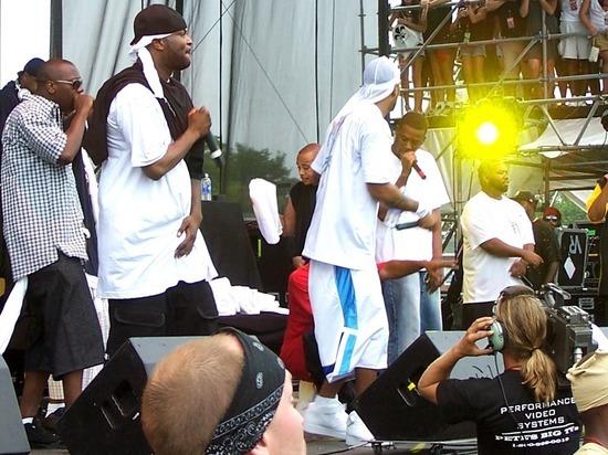 Wu-Tang Clan: император хип-хопа попал в техасские рок-дебри