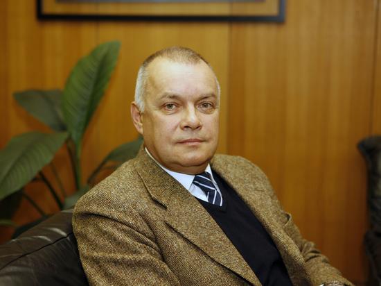 СМИ: Киселев и Прокопенко признали себя пострадавшими от хакеров «Шалтая-Болтая»