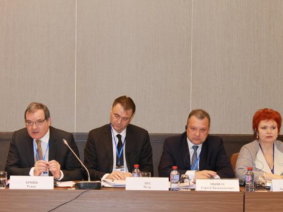 В Сочи обсудили аспекты защиты социальных прав граждан