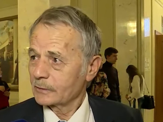 Джемилев: Россия захватила Крым из-за бездействия украинского спецназа