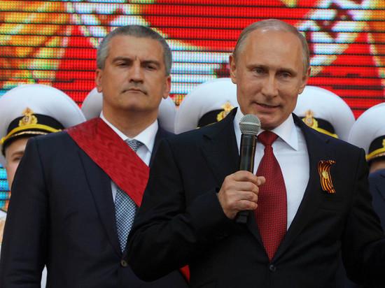 Руководитель Крыма настаивает напожизненном президентстве Владимира Путина