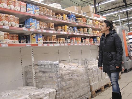 Цены на продукты с начала года выросли на 4,2%