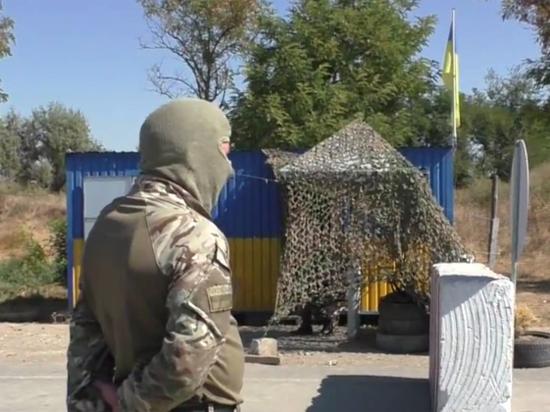 В Белоруссию с территории Украины пытался прорваться автомобиль с оружием