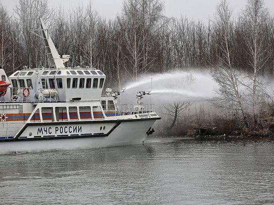 Московские пожары будет тушить чудо-корабль