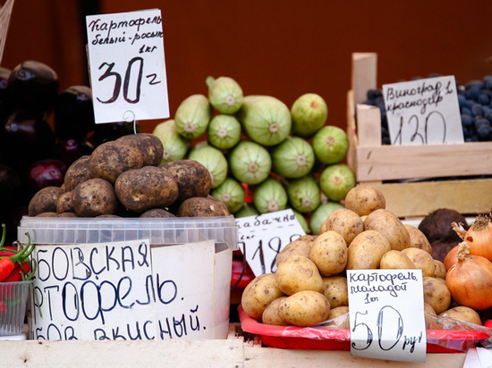 Опасная картошка: россиянам угрожают овощи