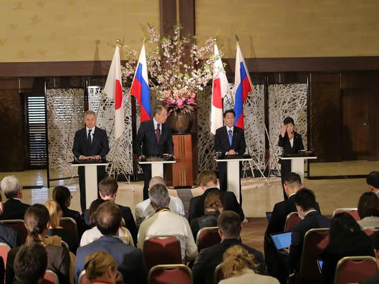 Эксперт: японцам было важно напомнить о территориальных претензиях к России