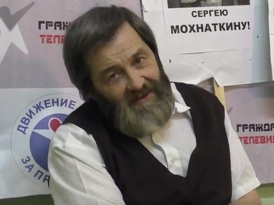 Избитого политзэка Мохнаткина приговорили в колонии еще к 2 годам