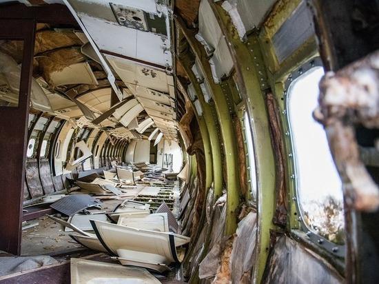 Пассажирский самолет разбился ваэропорту Южного Судана