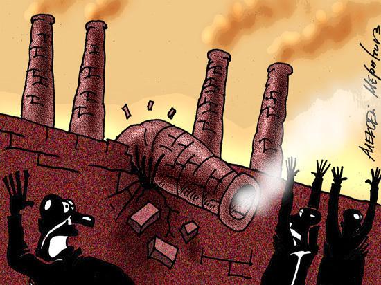7af1fb6590df2fef59ea1bf60562dd53 - Рекордный спад промышленности отложил выход России из кризиса