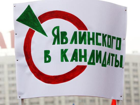 В «Яблоке» пожаловались нанехватку денежных средств