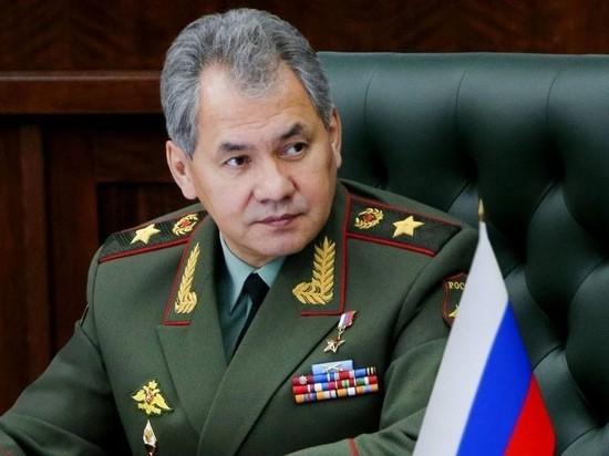 Шойгу заметил прогресс в российско-японских отношениях