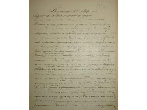 Третья часть дневника  Матильды Кшесинской: «В Зимний возвращаться опасно»