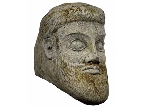 Гермес или Геракл: ученые опознают голову, найденную у Керченского моста