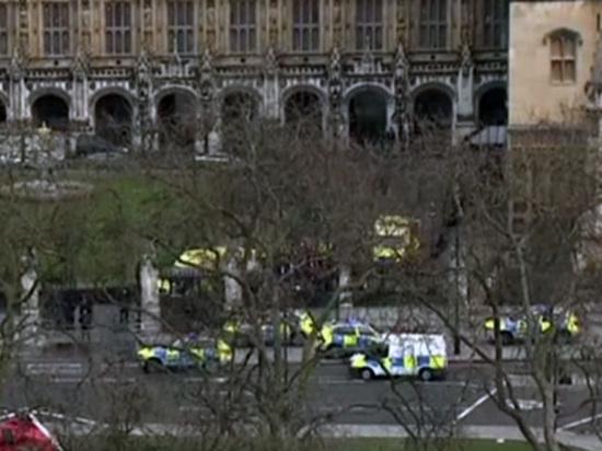 В Бирмингеме начались задержания после вчерашнего теракта в Лондоне