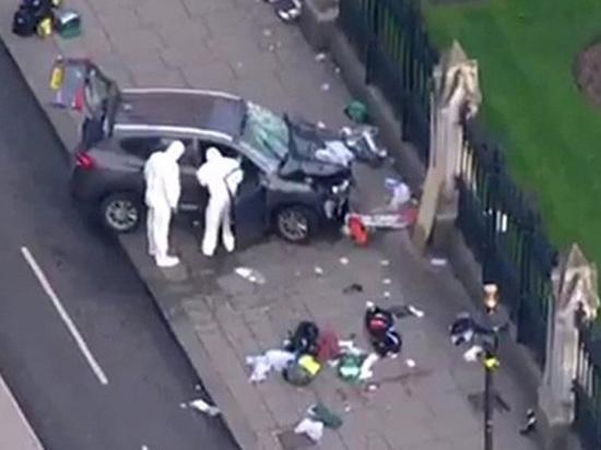 Устроивший теракт в Лондоне бородач был известен британским спецслужбам