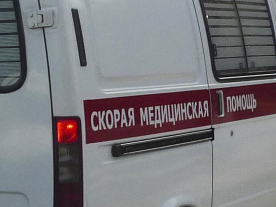 Двое упали с высоты в центре Москвы, погиб футболист-любитель
