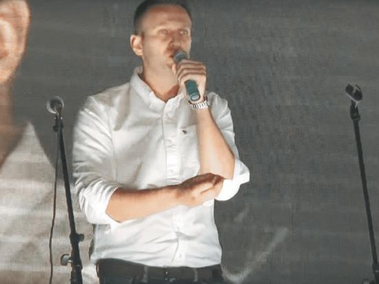 «Кровавое воскресенье» Алексея Навального