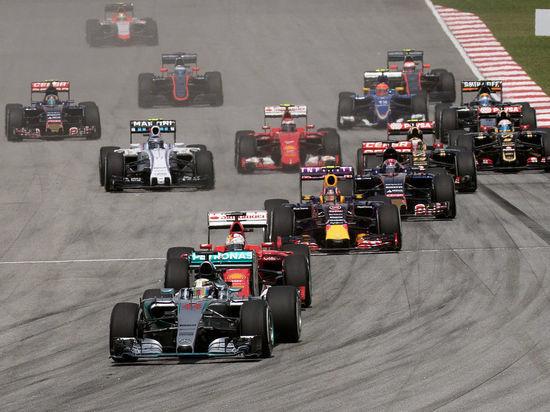 «Формула-1»: на новых болидах в новый сезон