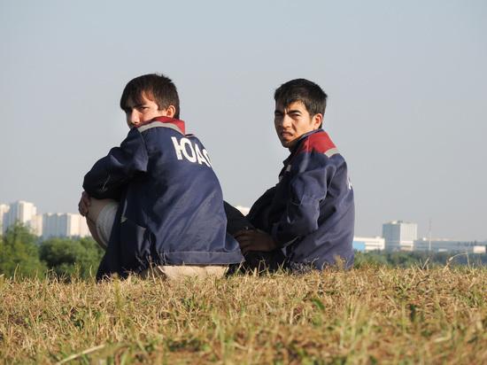 Мигрантам-нарушителям из Таджикистана объявили амнистию