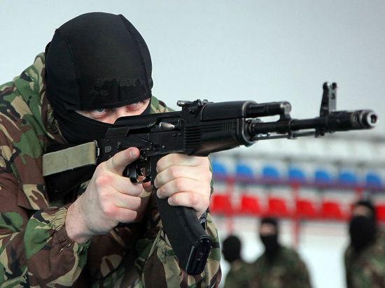 Росгвардия потеряла шесть бойцов при нападении боевиков в Чечне