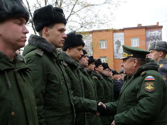 Призывной возраст в России предложили поднять до 30 лет