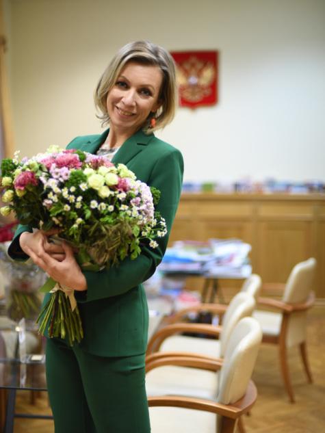 Правила жизни Марии Захаровой: «Никогда не сомневаются только подлецы»