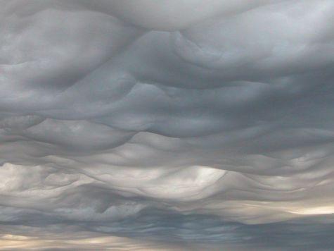 Ученые открыли новый вид облаков, похожих на волны