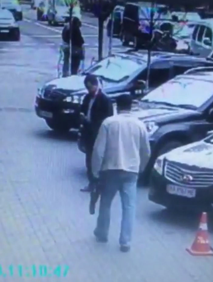 Видео момента убийства Дениса Вороненкова: выяснились странные детали