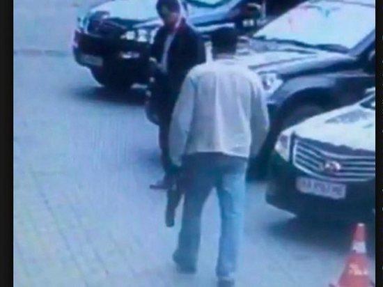 Вороненкова охранял офицер спецназа Минобороны Украины
