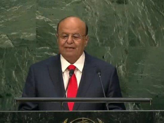 Президент Йемена Хади приговорен к смертной казни