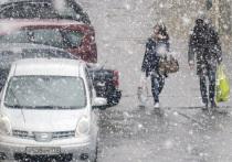 Капризы погоды в Москве ударили по автомобистам, поменявшим резину