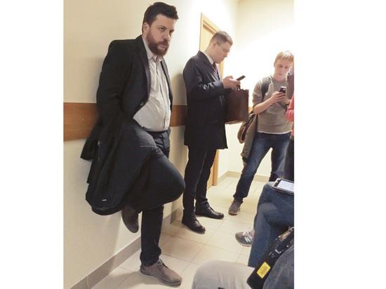 Начальник штаба Навального получил 10 суток ареста