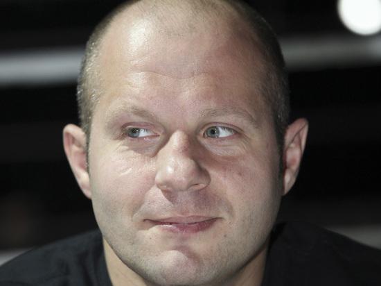 Боец Фёдор Емельяненко вчетвёртый раз стал отцом