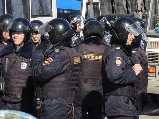 Арестованных за участие в митинге могут уволить с работы