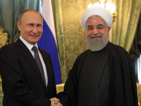 Глава Ирана Рухани привез Путину нефтяное предложение на миллиарды