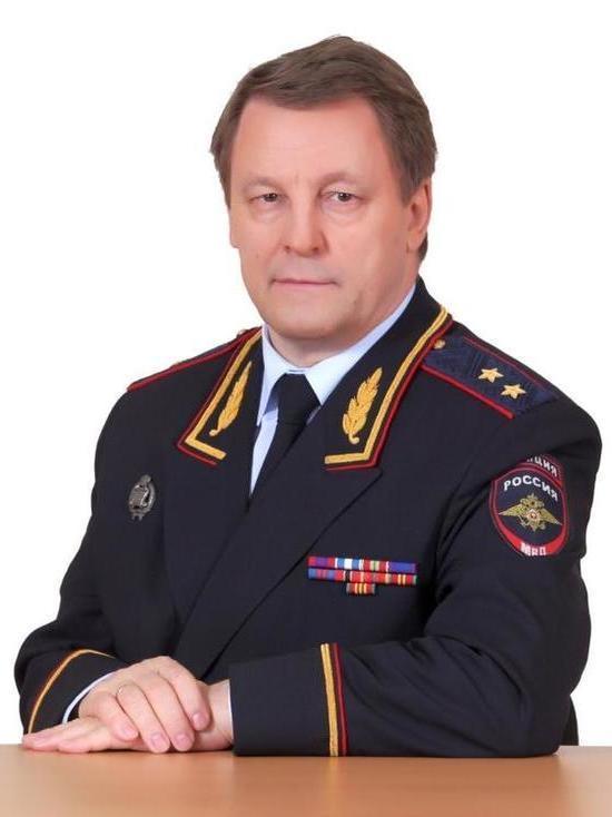 Путин уволил главу ГАИ генерала Нилова