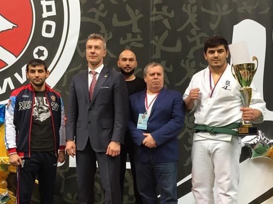Нижегородец победил на чемпионате России по кудо