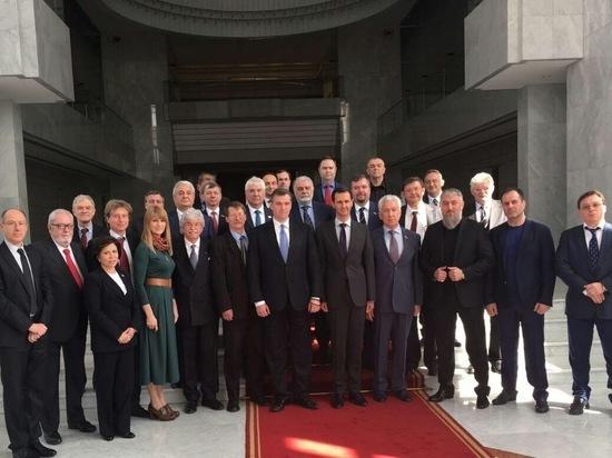 Уход Башара Асада споста президента больше неявляется приоритетом