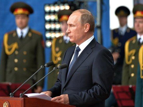 Владимир Путин подписал приказ овесеннем призыве