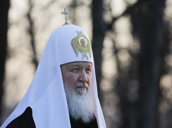 Патриарх Кирилл отыскал настоящих виновников революции 1917 года