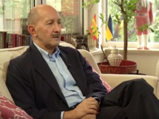 Посол Испании на Украине пал жертвой «пропаганды и «животного посыла»