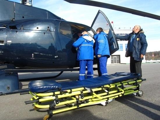 Вертолет воронежского Центра медицины катастроф вновь оказался в эпицентре скандала