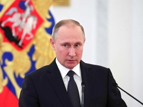Путин сравнил протесты с майданом и арабской весной